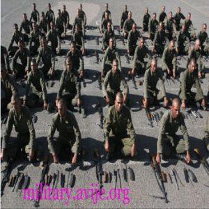 مدت دوره آموزشی سربازی