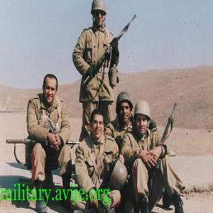 مجازات سربازان فراری